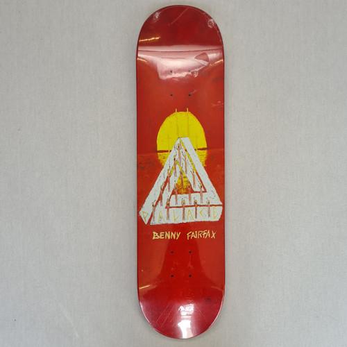 """Palace Fairfax Skateboard Deck 8"""""""