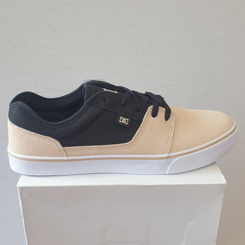DC Tonik Skate Shoes - Tobacco/Black