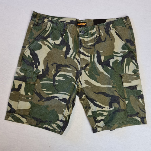 Santa Cruz Skateboards Camo Shorts - Camo