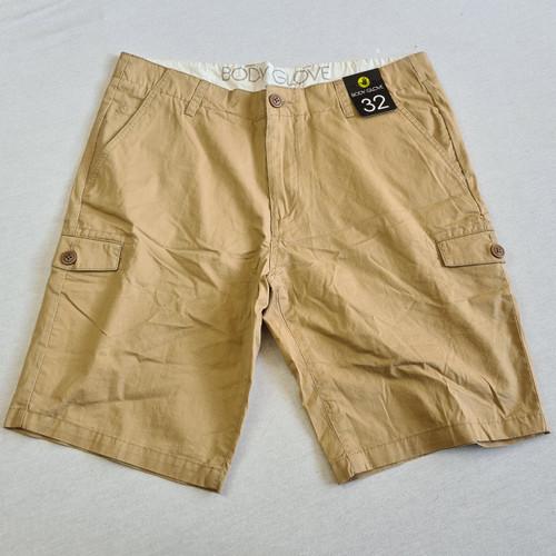 Body Glove Chino Shorts - Tan