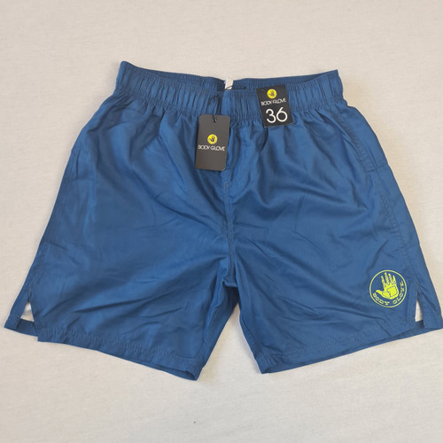 Body Glove Board Shorts - Blue/Yellow