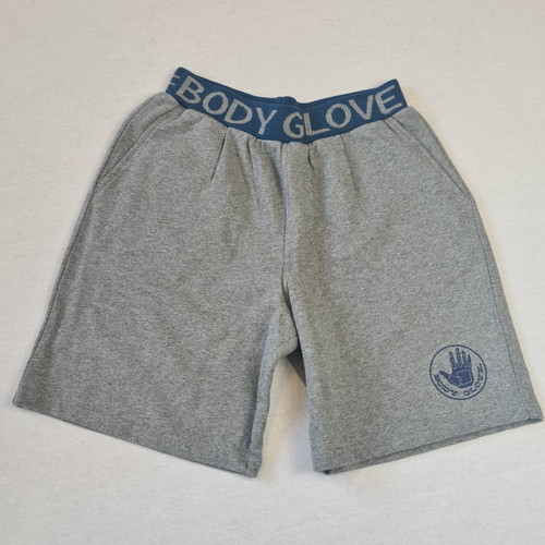 Body Glove Track Suite Shorts - Grey
