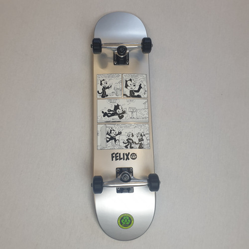 "Darkstar X Felix The Cat 7.875"" News Complete Skateboard"