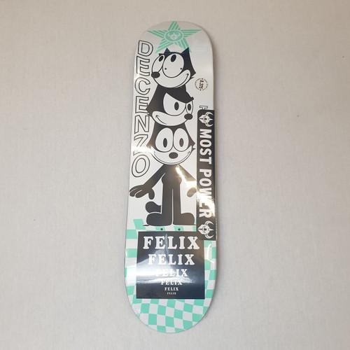 """Darkstar X Felix The Cat Vortex 8.375"""" Skateboard Deck"""