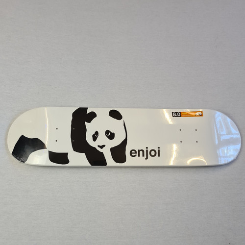 Enjoi Skateboards - Whitey Deck -  8 inch Deck