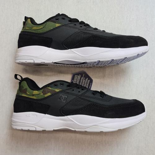DC E.Tribeka Skate Shoes - Black/Camo