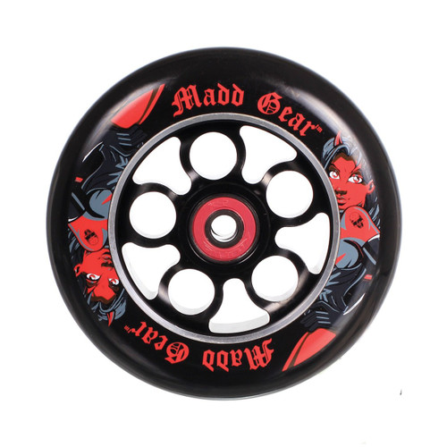 MGP 110mm Devil Metal Core Stunt Scooter Wheel & Bearings