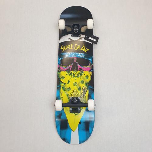"Speed Demons Mob 7.75"" Complete Skateboard"