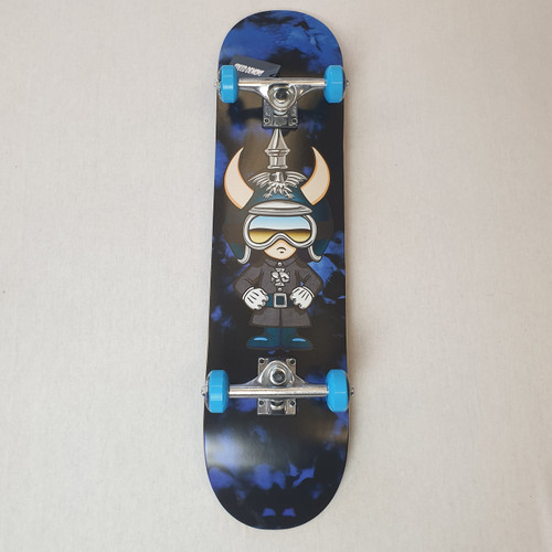 "Speed Demons Berserker 7.75"" Complete Skateboard"