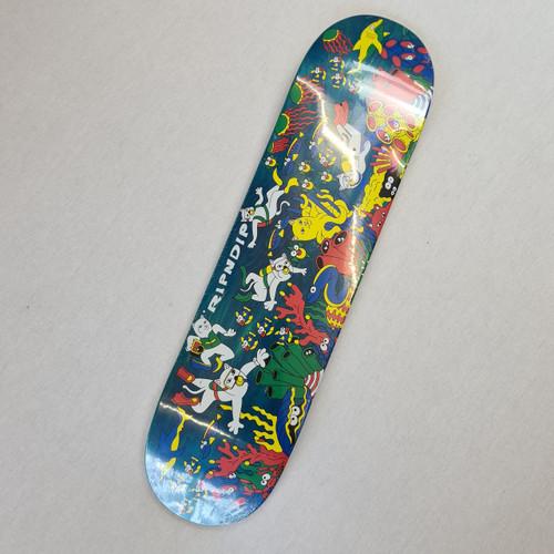 Ripndip Under The Sea Board Skateboard Deck - Multi