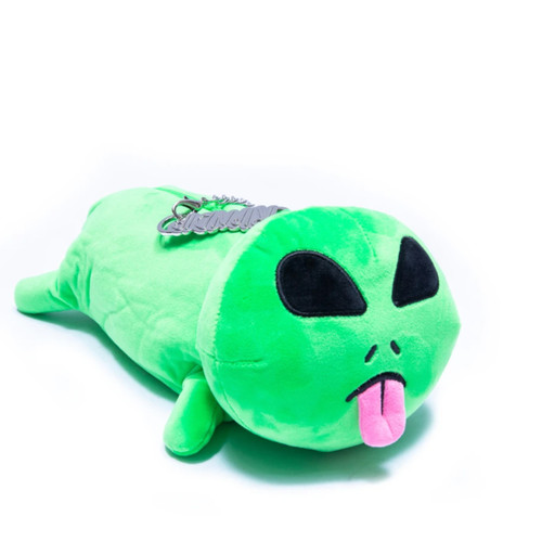 RIPNDIP Alien Whole Gang Plush Carrying Bag - Green