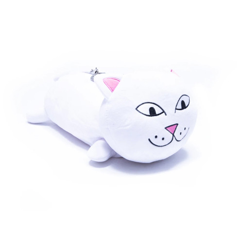 RIPNDIP Nermal Whole Gang Plush Carrying Bag - White