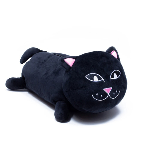 RIPNDIP Jermal Whole Gang Plush Carrying Bag - Black