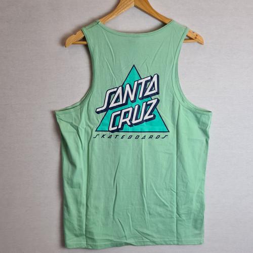 Santa Cruz Not A Dot Vest - Mint