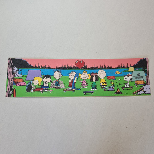 Element x Peanuts Snoopy Skateboard Griptape - Whole Gang Peanut Squad