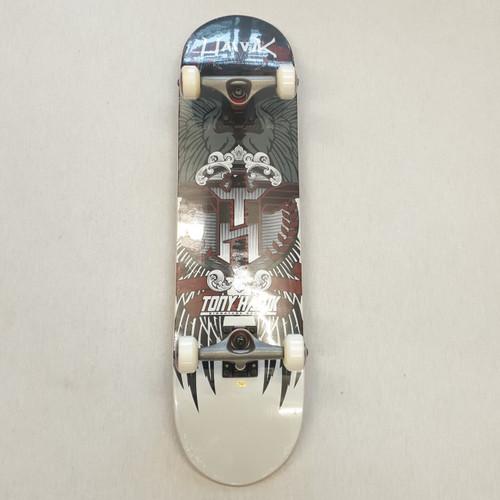 "Tony Hawk Crest - Complete Skateboard - 7.75"""