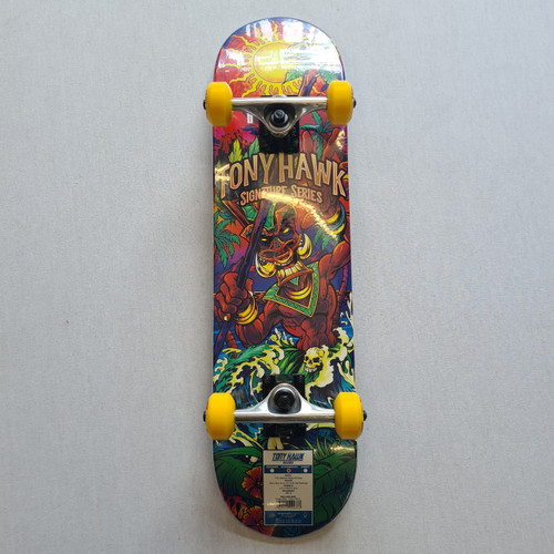 Tony Hawk 360 Utopia Mini Complete Deck - 7.25""