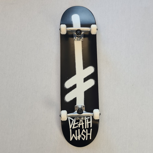 "Deathwish Pro Complete Skateboard - 8.25"""