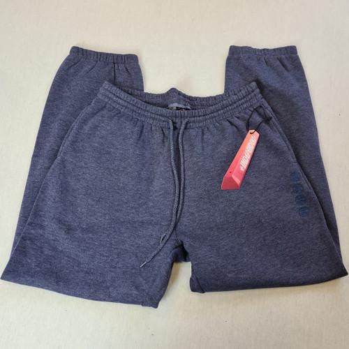 Independent Skateboards Black Sweat Pants - 4 Mini Logos - Navy