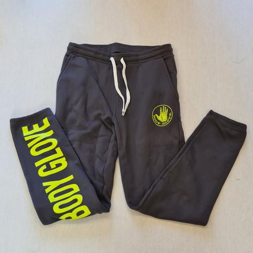 Body Glove Sweat Pants - Grey/Yellow