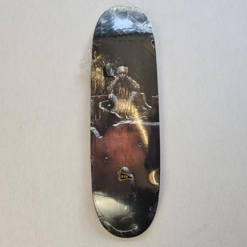 "Primitive Skateboards x Moebius Skateboard Deck - 9.125"" - Anxiety Man"