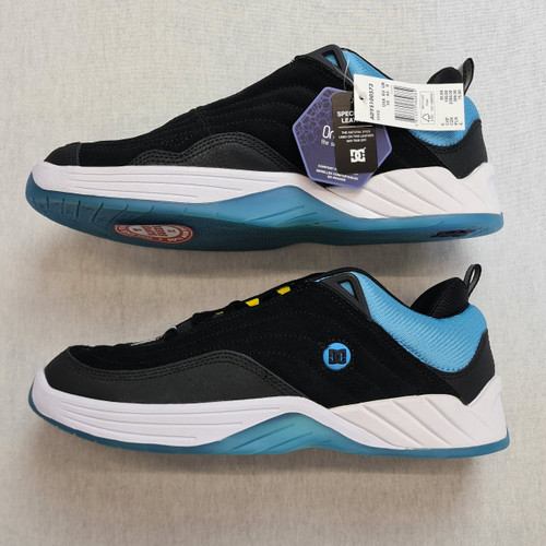 DC Williams Slim S - Black/Blue