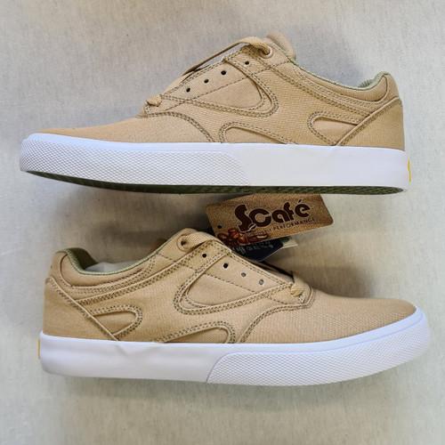 DC Kalis Vulc Shoe - S Cafe - Tan