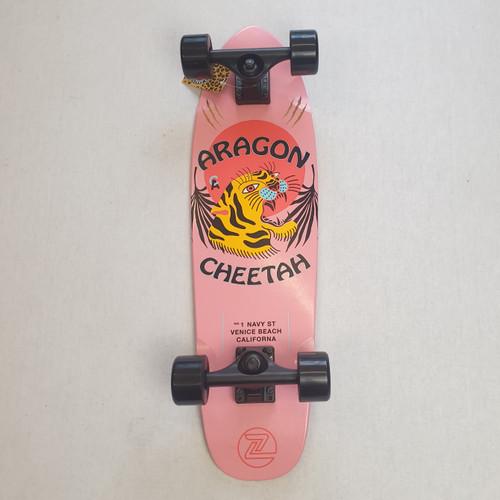 Z-Flex Aragon Cheetah Cruiser Skateboard