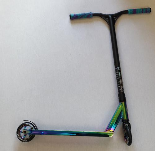 Custom Stunt Scooter - Blunt Envy / Blazer / Fasen - Black / Neo Chrome