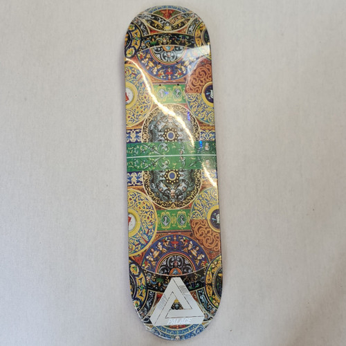 Palace Rory Milanes Pro Deck - 8.06 Inch Wide