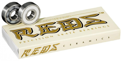 Bones Reds Bearings - Ceramic Reds 608
