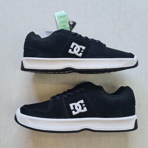 DC Lynx Zero Skate Shoes - White/Black