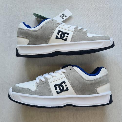DC Lynx Zero Skate Shoes - White/Blue