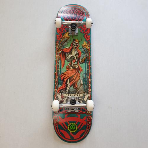 """Darkstar 8"""" Axe Premium Complete Skateboard"""