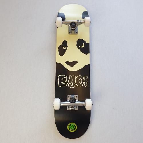 "Enjoi 7.625"" Misfit Panda Complete Skateboard"
