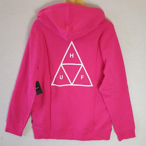 HUF Worldwide Essential TT Hoodie - Pink
