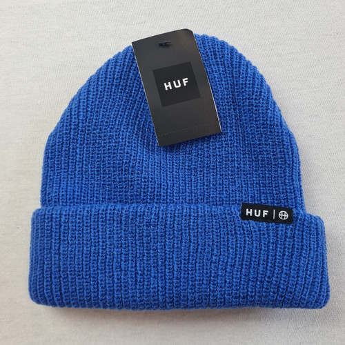 HUF Worldwide Usual Beanie - Blue