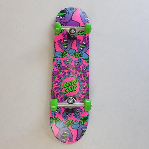 "Santa Cruz Mandala Complete Skateboard - 7.75"""