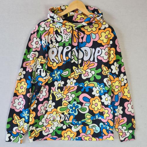 RIPNDIP Flower Hoodie - Multi