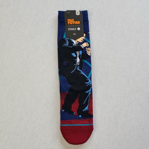 Stance x Pulp Fiction I Want To Dance Socks - Black