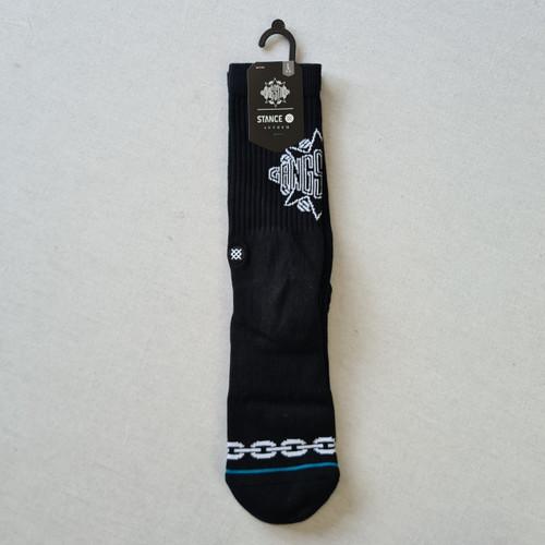 Stance x Gangstarr Socks - Black