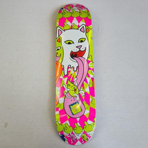 Ripndip Micro Nerm Skateboard Deck - 8 Inch