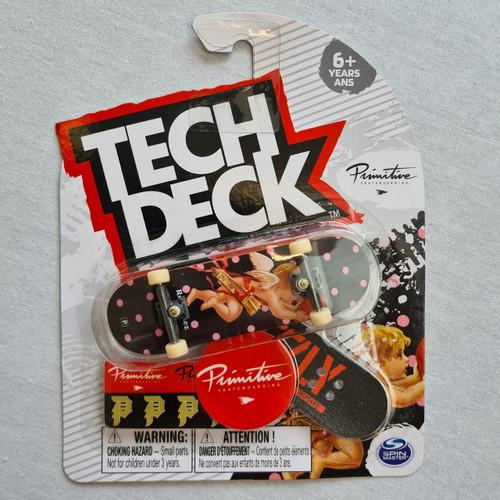 Tech Deck Finger Skateboard - Primitive - Cupid