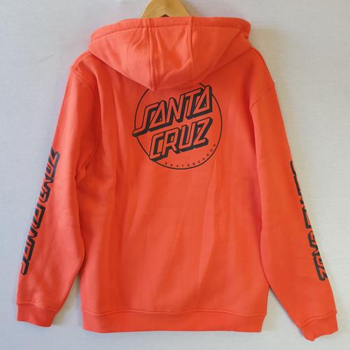 Santa Cruz Opus Hoodie - Orange