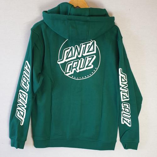 Santa Cruz Opus Hoodie - Green