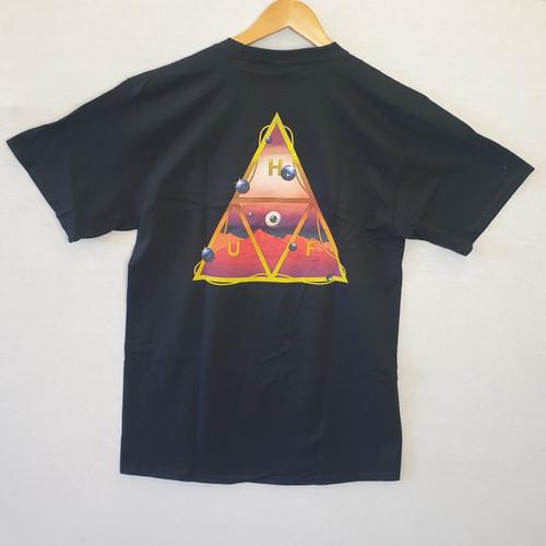 HUF Worldwide - Altered State TT Tee - Black