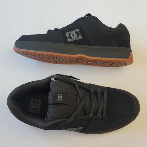 DC Lynx Zero Skate Shoes - Black/Gum