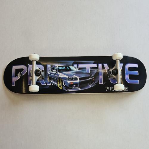 "Primitive 8.25"" Pro P RPM Complete Skateboard Setup - Black"