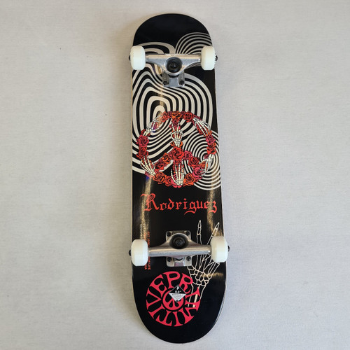 Primitive Pro GFL Rodriguez Complete Skateboard Setup - Black