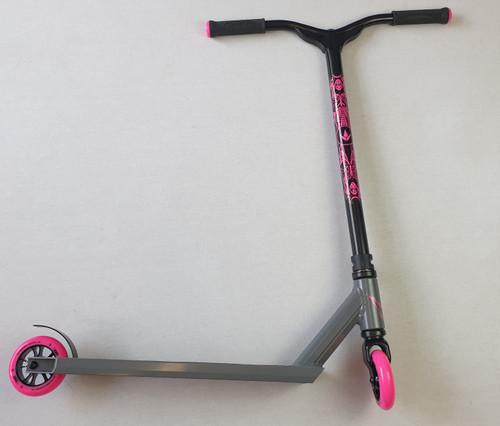 Custom Stunt Scooter - Blunt Envy / Blazer Pro - Pink/Black/Grey